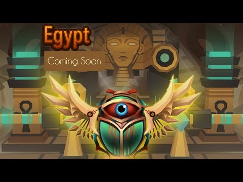 Rolling Sky Egypt Coming Soon!