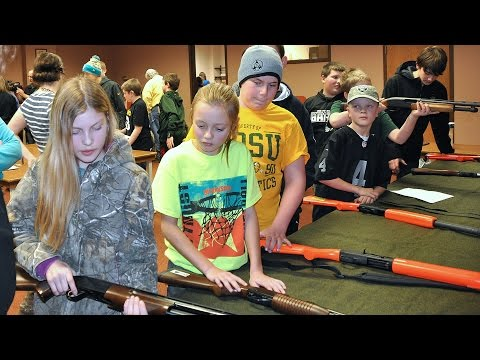 Hunter Education Classes - NDGNF