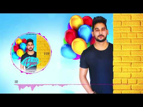 Dil Ch Pyaar - Laddi Maan - New Punjabi Songs 2018 - GS23 Records