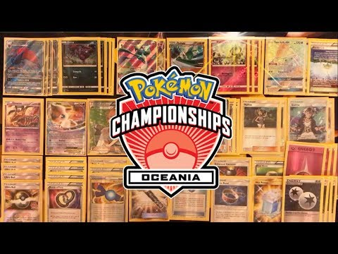 1st Place Zoroark GX/Gardevoir GX (Tord Reklev's Decklist) - Pokemon Oceania Internationals 2018