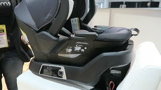 CAR SEAT FROM THE FUTURE!!
