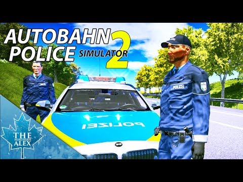 Autobahn Police Simulator 2 #2 - Disaster from above - ENGLISH