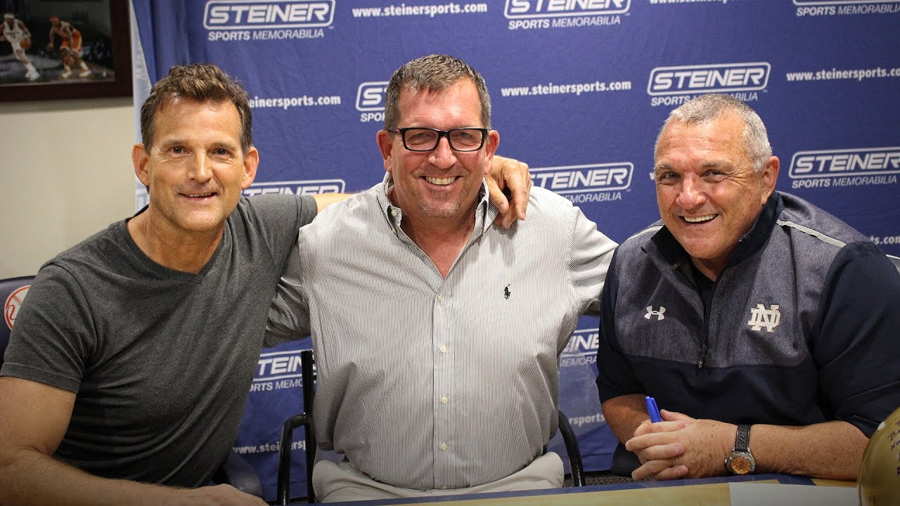 Dwier Brown and Rudy Ruettiger - YouTube