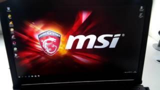 ноутбук MSI GL72 6QD