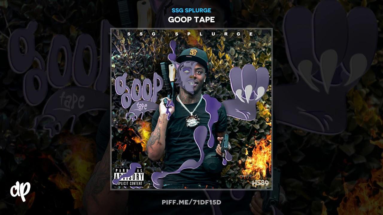 SSG Splurge — Decoy [Goop Tape]