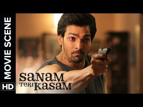 Harshvardhan gets aggressive in love | Sanam Teri Kasam | Movie Scene
