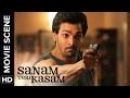 Harshvardhan gets aggressive in love | Sanam Teri Kasam | Movie Scene Whatsapp Status Video Download Free