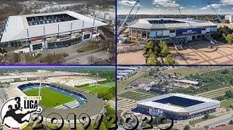 3. Liga Stadien 2019/2020