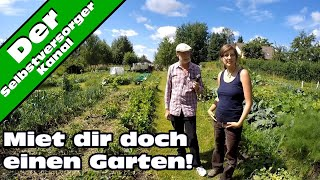 Die Gartenreportage Mietgarten in Berlin