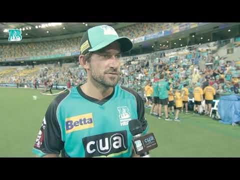 Joe Burns Post-Match Interview