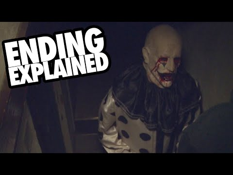 HELL HOUSE LLC (2015) Ending Explained