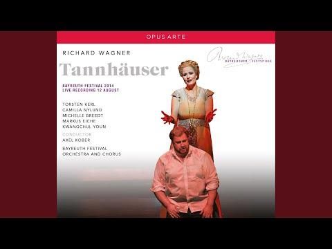 Tannhäuser, WWV 70, Act I: Geliebter, komm! (Live)