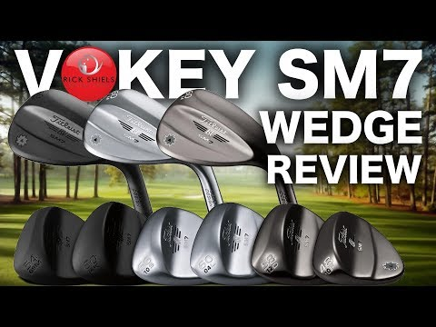 NEW TITLEIST VOKEY SM7 WEDGE REVIEW