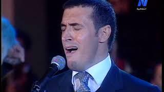 كاظم الساهر - أنا و ليلى | ليالي التلفزيون 1999