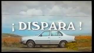 Стреляй! / ¡Dispara! (1993) VHS трейлер (перевод Ю.Сербин)