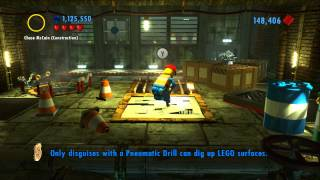 LEGO City Undercover 100% Guide - Special Assignment #5