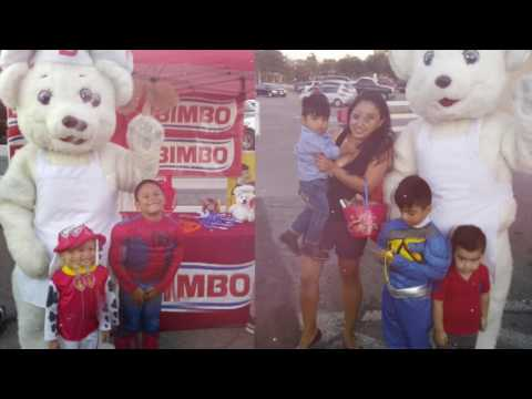 Bimbo - Halloween 2016 - El Rancho Supermarket - Dallas TX - October 31 2016