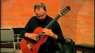 Two Moods in Twelve Tone by Theodore Norman - Walter Marsh, guitar