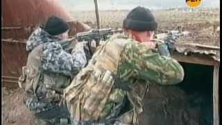 Генеральский бой Чечня