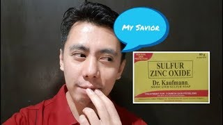 Dr. KAUFFMAN'S SULFUR SOAP | Is this the best bar for treating acne or pimples?
