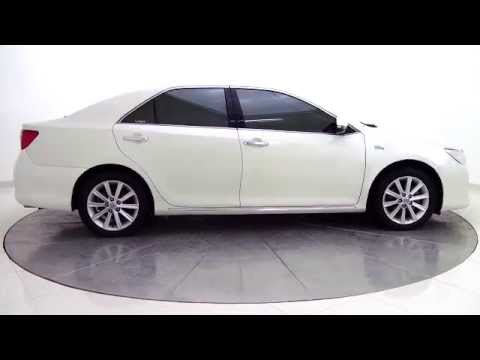 Toyota All New Camry 2012 Vellfire Price Jual Mobil 2 5 V At Putih Sold Youtube