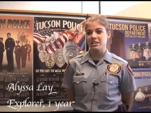2016 Tucson Police Department Memorial Video
