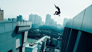 ЭПИК ✪ Самые сумасшедшие руферы ✪ Безбашенный паркур ✪ The most insane parkour video ever