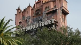 Twilight Zone Tower of Terror at Disney