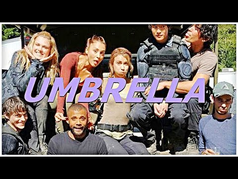 The 100 Cast   Umbrella