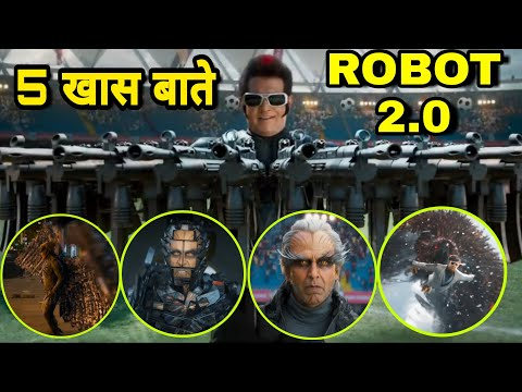 5 Important Points From Rajinikanth-Akshay Kumar 2.0 Official Trailer You Should Know