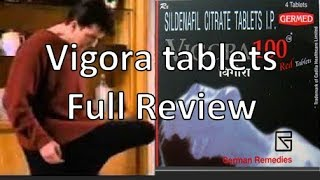 Vigora Tablet Full Review. विगोरा की पुरी जनकारी । Uses,Dosages & Side effects || Aushadhi Parichay