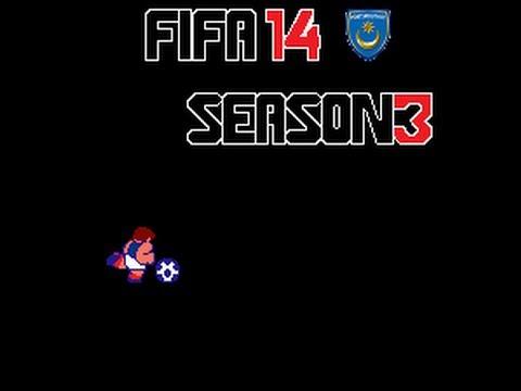Mode Carrière FIFA 14 Portsmouth : E47 Ciao Van Buyten