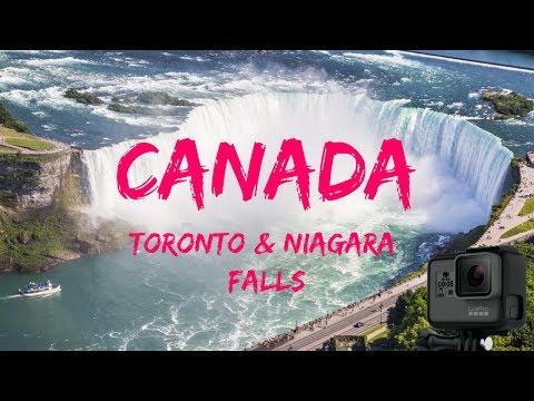Canada - Toronto & Niagara Falls (GoPro Hero 5 Black)