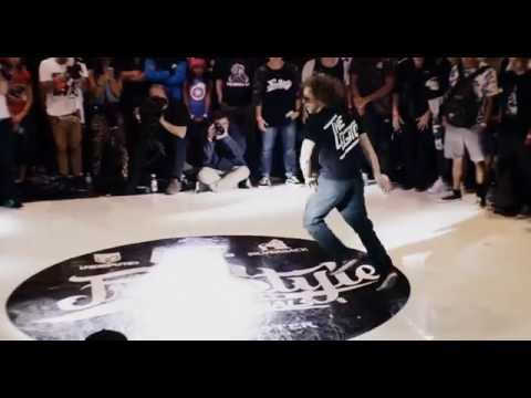 Kleju vs Morris | 1 on 1 bboy battle | FS 2015