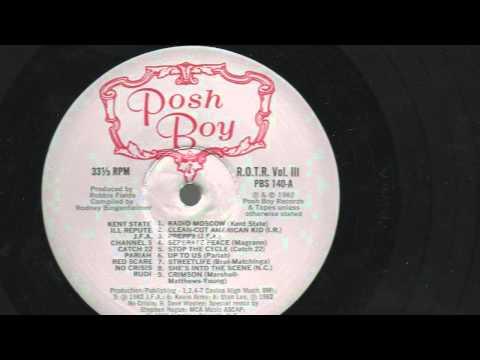 Ill Repute CLEAN CUT AMERICAN KID 1982 Rodney On The ROQ 3 Punk New Wave LP