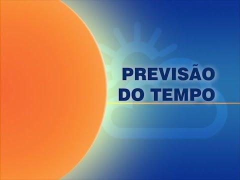 Previsão do Tempo 6/7/2018 - Bom Dia...