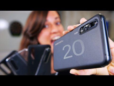 a4014fd14ba FUNDAS MONSTRUOSAS!! Huawei P20 Pro - YouTube