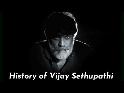 History of Vijaysethupathi