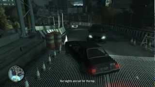 GTA IV PC - The Cousins Bellic (Roman mission #1) - mission help