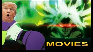 Donald Trump And Dragon Ball Super Broly - Can't Stop Laugh Episode 9