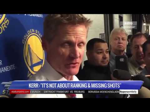 Daily 150: Warriors lose back to back games, Djokovic bows out of Mexico