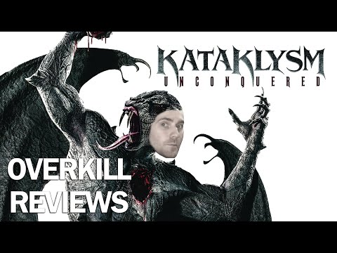KATAKLYSM Unconquered Album Review   Overkill Reviews