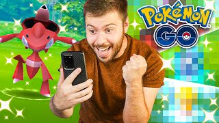 GENESECT SHINY ! 100% !? + 8 POKEMON SHINY  - Pokémon GO ULTRA BONUS - Semaine Unys