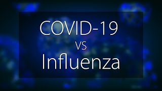 How COVID-19 is different from the flu