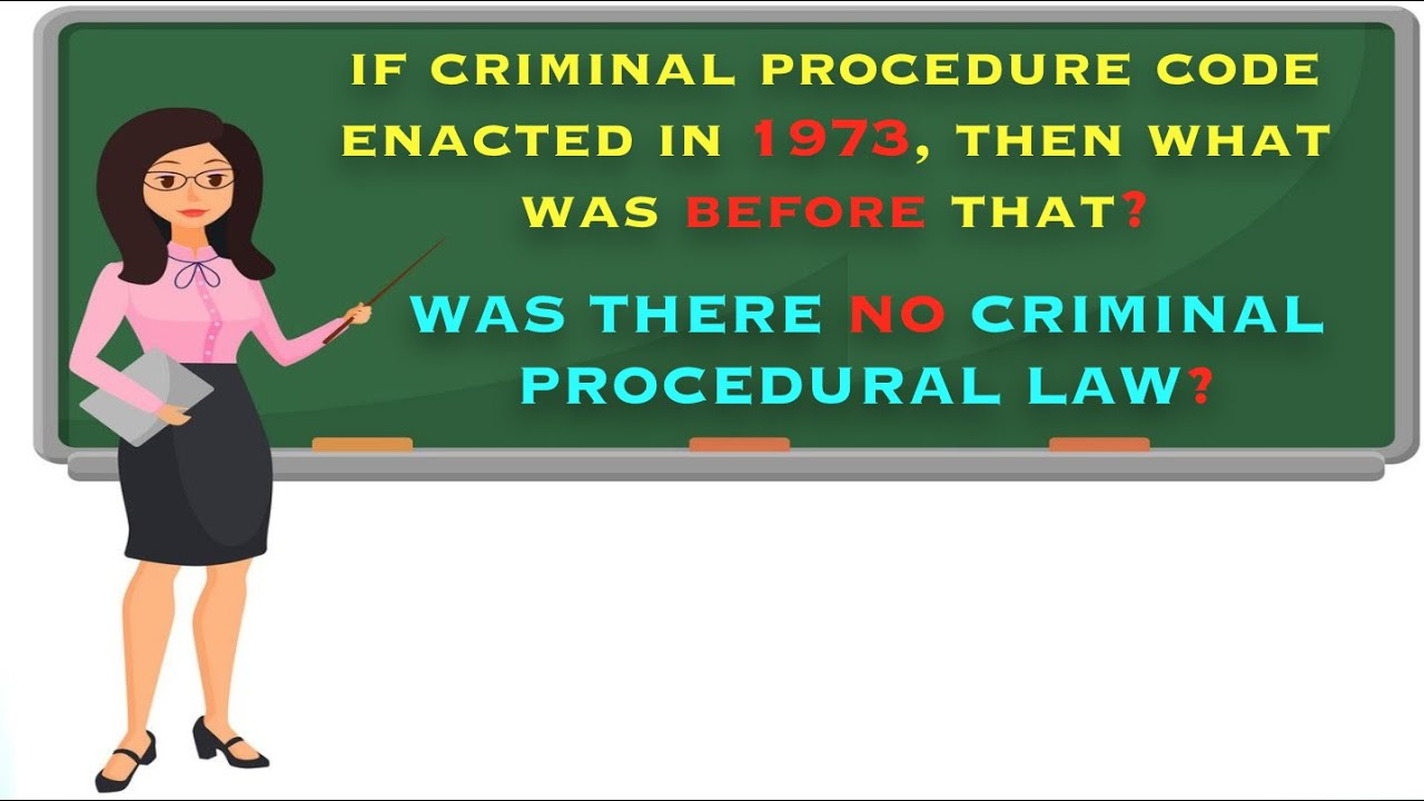 Some Known & Some Unknown Facts of Criminal Procedure Code