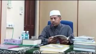 USTAZ DR ZAHAZAN MOHAMED