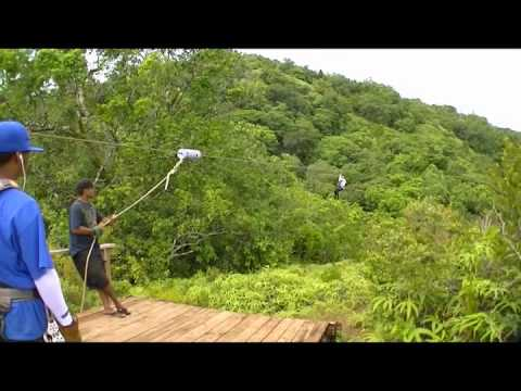 Palau - A visit to Taki Eco Theme Park