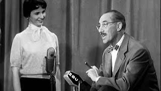 You Bet Your Life #53-16 Groucho sings Scottish folk music (Secret word Light, Dec 31, 1953)