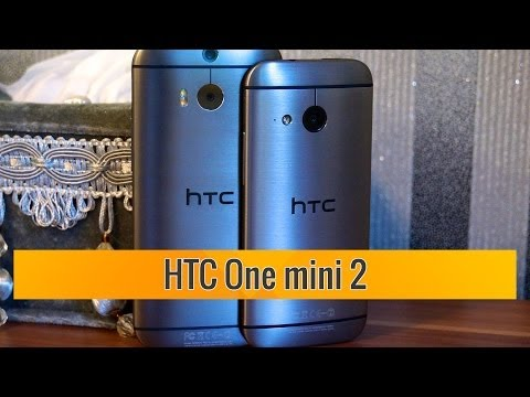 HTC One mini 2 deutsch | Test