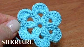 Как научиться вязать ирландские кружева (+видео)